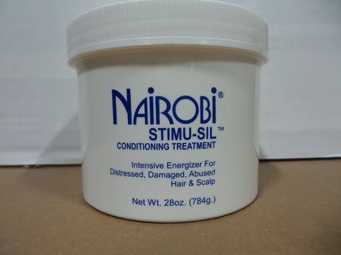 Nairobi Stimu-Sil 28-ounce Conditioning Treatment ID: 917281216