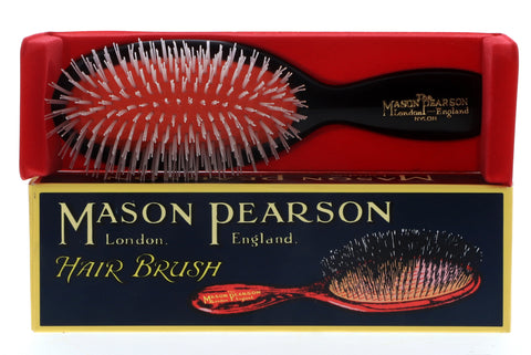 Mason Pearson Brothers Pocket All Nylon Hair Brush N4