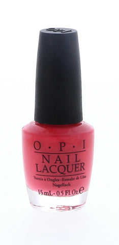 OPI Nail Lacquer, OPI Classics Collection, 0.5 fl oz - Strawberry Margarita - ID: 776288140317