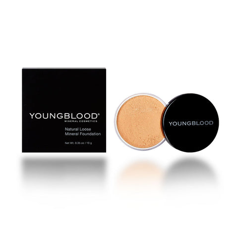 Youngblood Loose Mineral Foundation - Honey, 10 g / 0.35 oz
