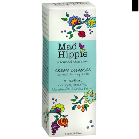 Mad Hippie Cream Cleanser, 4 oz