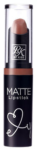 Kiss Matte Lipstick - Brown Sugar, 0.10 oz