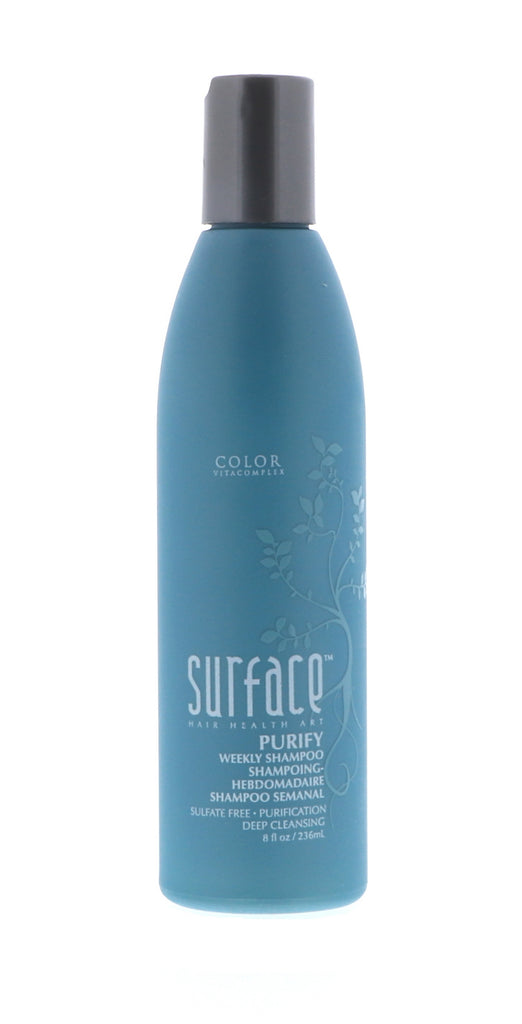 Surface Purify Weekly Sulfate Free Shampoo, 8 oz