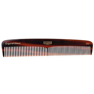 Uppercut Deluxe CT5 Tortoise Shell Pocket Comb - Brown
