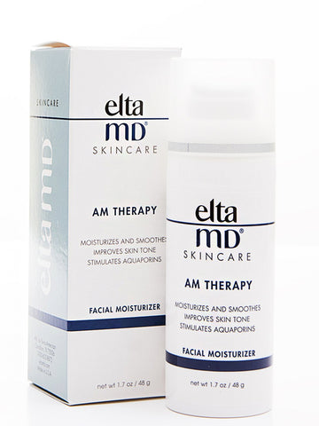 EltaMD AM Therapy Facial Moisturizer, 48 g / 1.7 oz