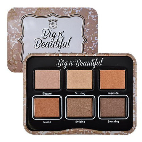 Kiss Moroccan Eyeshadow - Big Brown Eyes