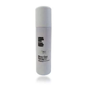 Label. M Blow Out Spray 200 ml / 6.8 oz