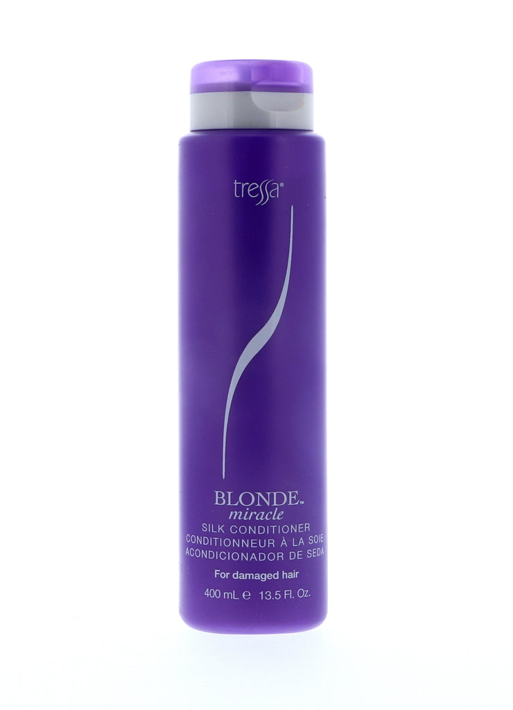 Tressa Blonde Miracle Silk Conditioner, 13.5 oz