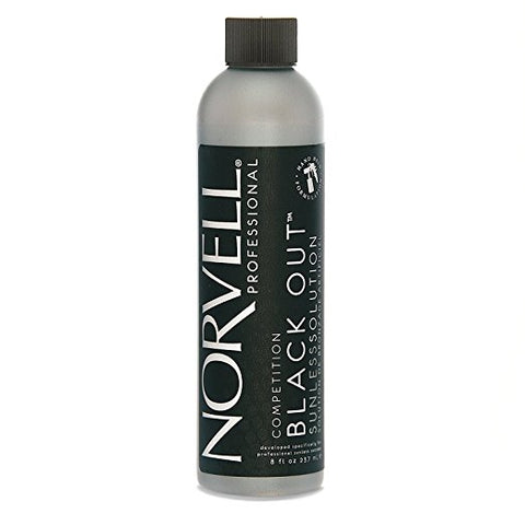 Norvell Competition Blackout - Raspberry Almond 8 oz