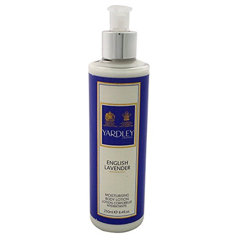 Yardley English Lavender Moisturising Body Lotion, 8.4 oz