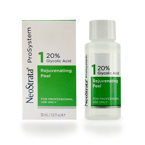 Neostrata P/S Rejuvenating Peel 1 20% Glycolic acid 30 ml 1.1 oz