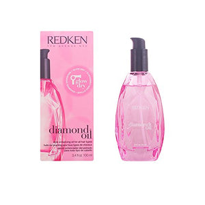 Redken Diamond Oil Glow Dry, 3.4 oz
