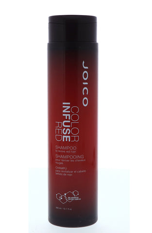 Joico Color Infuse Shampoo, Red, 10.1 oz