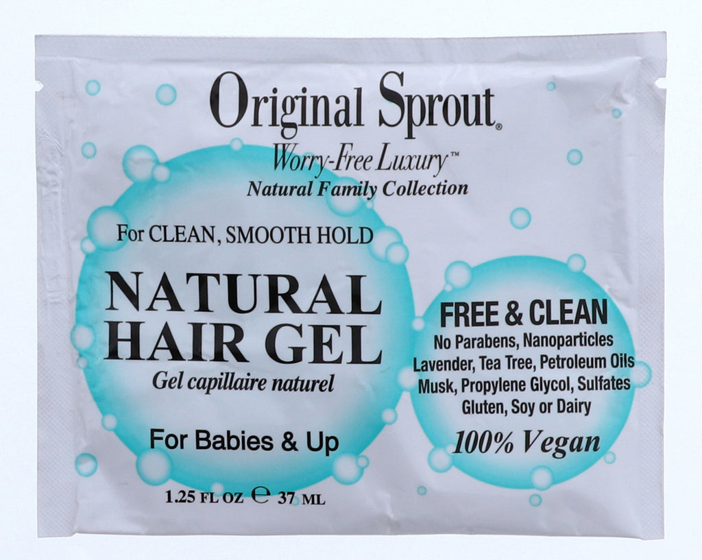 Original Sprout Natural Hair Gel 1.25 oz
