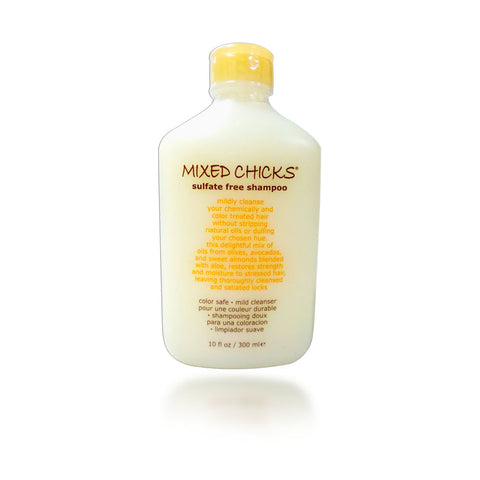 Mixed Chicks Sulfate-Free Shampoo, 10 Fluid Ounce