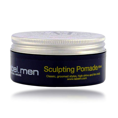 Label. M Men's Sculpting Pomade, 1.7 oz