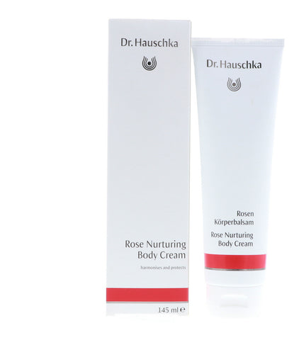 Dr. Hauschka Rose Nurturing Body Cream, 4.9 oz - ASIN: B01C357E3K