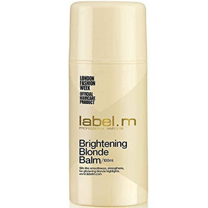 Label.M Brightening Blonde Balm, 3.4 oz ASIN:B01N3JHXLN
