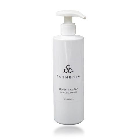 Cosmedix Benefit Clean Gentle Cleanser Salon Size 360 ml / 12 oz