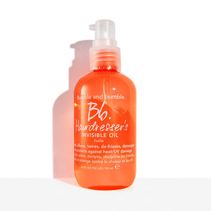 Bumble and Bumble Hairdresser's Invisible Oil, 3.4 Ounce