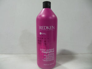 Redken Color Extend Magnetics Conditioner, 33.8 oz