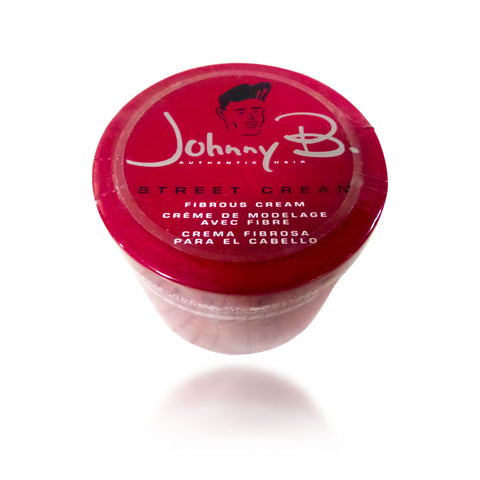 Johnny B Street Cream Pomade 4.5 oz