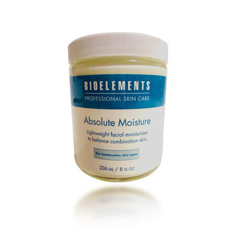Bioelements Absolute Moisture Facial Moisturizer 8 oz
