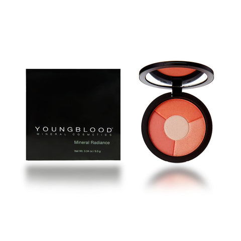 Youngblood Mineral Radiance Face Bronzer, Splendor, 9.5 Gram / 0.33 oz