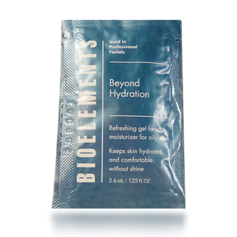 Bioelements Beyond Hydration, foil pack, 0.125oz