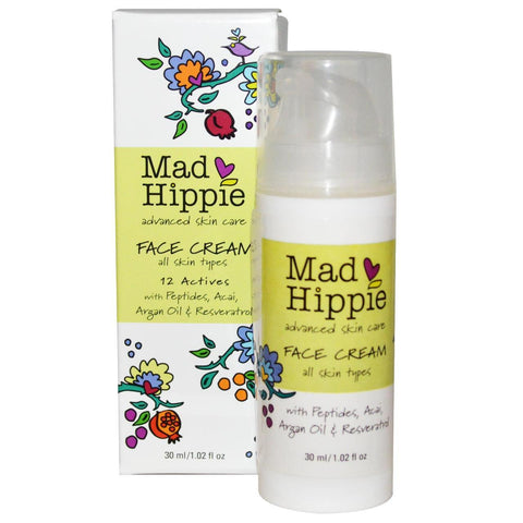 Mad Hippie Face Cream, 1 oz
