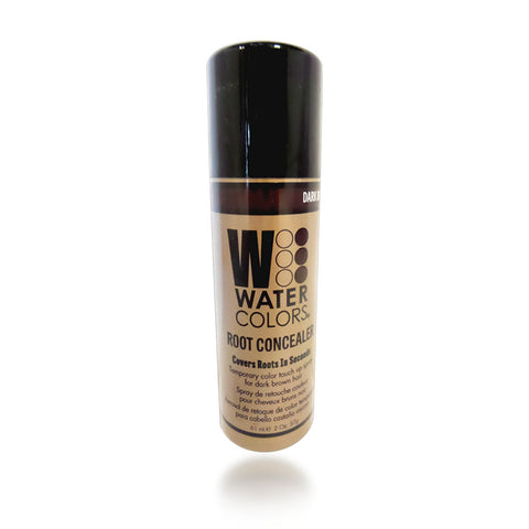Tressa Dark Brown Water Colors Root Concealer, 2 oz