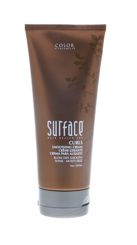 Surface Curls Smoothing Cream, 7 oz