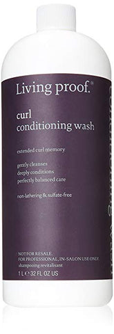 Living Proof Curl Conditioning Wash, 32 oz