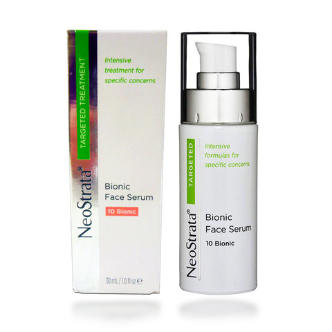 Neostrata Targeted: Bionic Face Serum 30 ml / 1 oz