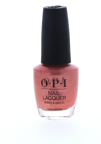 OPI Nail Lacquer, Cozu-Melted In The Sun, 0.5 Oz - ID: 843711070814