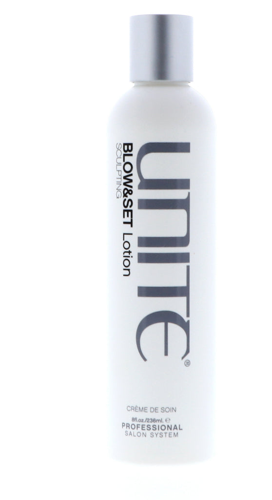 Unite Blow & Set Lotion, 8 oz