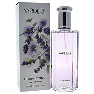 Yardley English Lavender Eau De Toilette, 4.2 oz