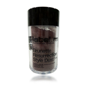 Label. M Brunette Resurrection Style Dust, 3.5 g / 0.08 oz