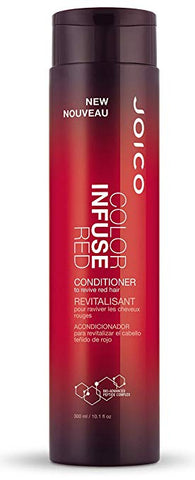 Joico Color Infuse Conditioner, Red, 10.1 oz