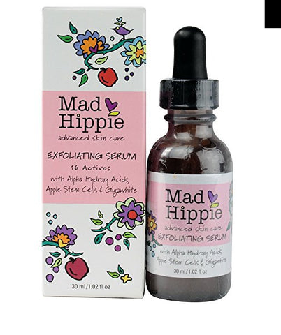 Mad Hippie Exfoliating Serum, 1.02 oz