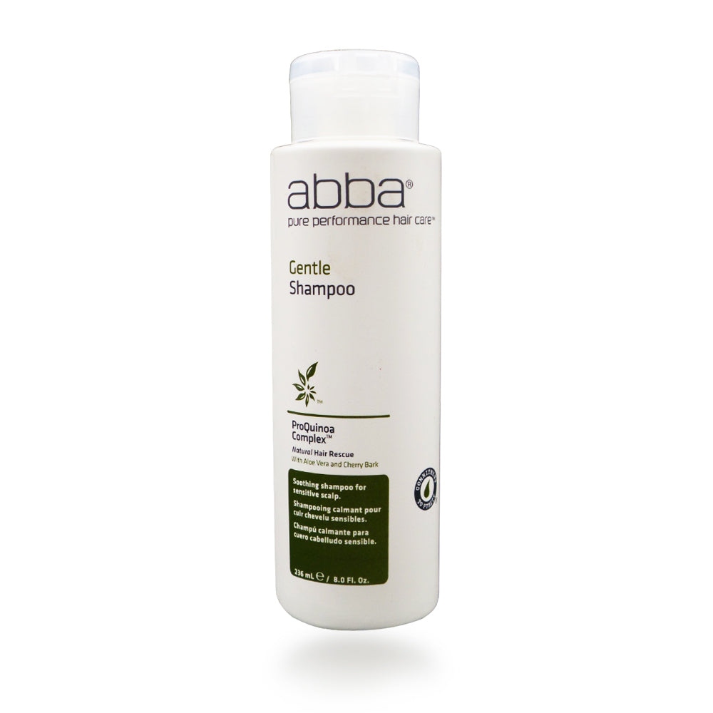 Abba Gentle Shampoo, 8 oz