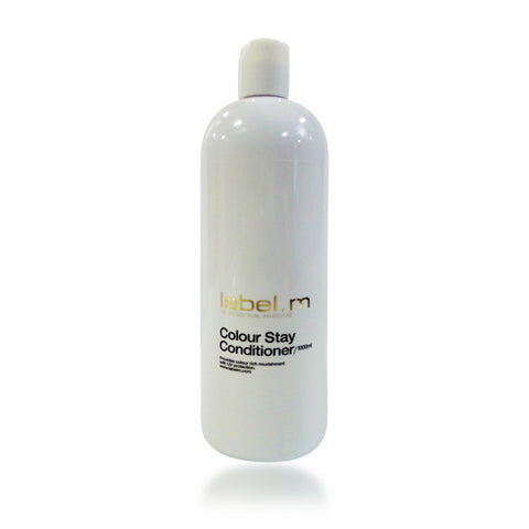 Label. M Colour Stay Conditioner, 33.8 oz