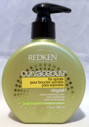 Redken Curvaceous Ringlet Shape Perfecting Lotion, 6 oz