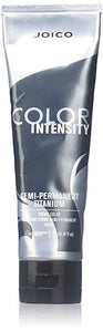 Joico Color Intensity Semi Permanent Hair Color, Titanium, 4 oz