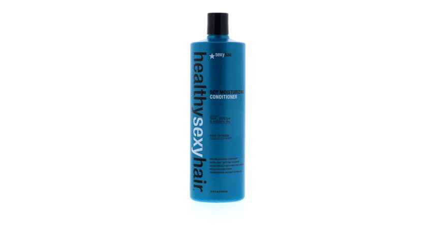 Sexy Hair Sulfate-Free Soy Moisturizing Conditioner, 33.8 oz