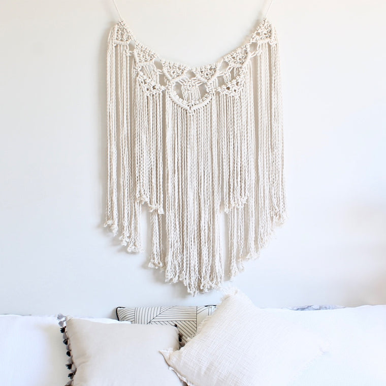 Large 'Fringe Fest' Wall Hanging