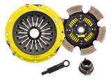 ACT 2003 Mitsubishi Lancer XT-M/Race Sprung 6 Pad Clutch Kit