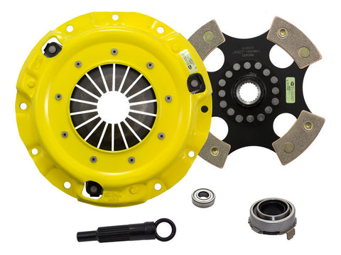 ACT 1991 Mazda Miata HD/Race Rigid 4 Pad Clutch Kit