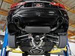 aFe Takeda 2.5in to 3in 304 SS Y-Pipe Exhaust System 16-18 Infiniti Q50/Q60 V6-3.0L (tt)