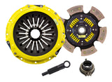 ACT 2003 Mitsubishi Lancer HD-M/Race Sprung 6 Pad Clutch Kit